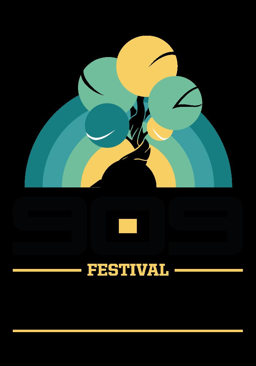 909 Festival 2020 –Logo